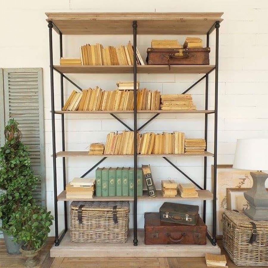 Libreria living arredamento Ma Maison Fano