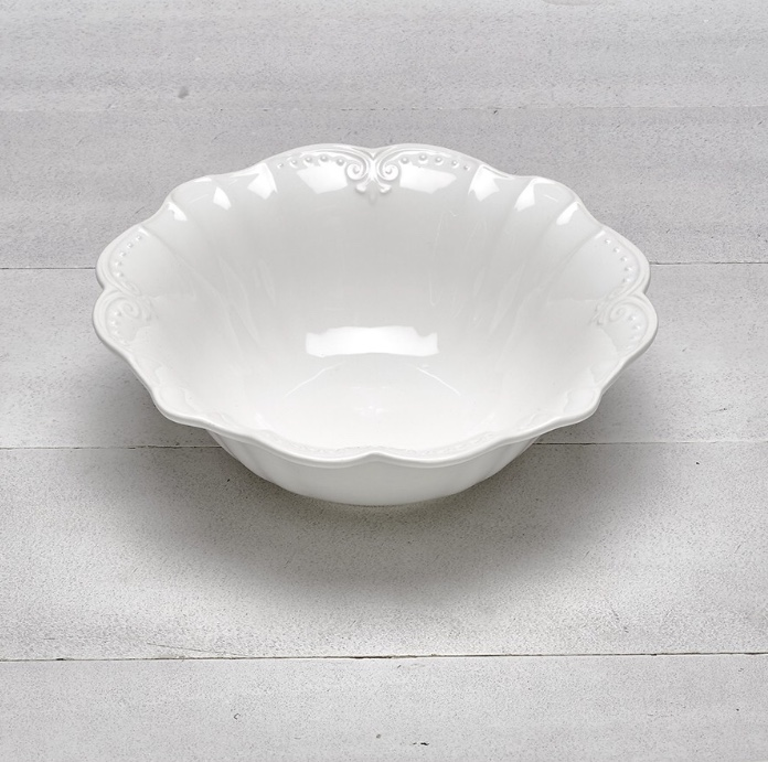 Coppa bianca 33cm